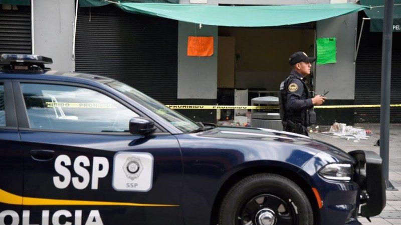 墨西哥国庆周末 枪手扮街头艺人开枪扫射酿5死8伤