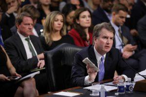 白宫表态:卡瓦诺和指控女子都应作证