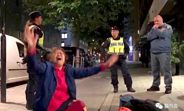 瑞典不屑中共「撒潑」外交 檢察官:警察處置合理