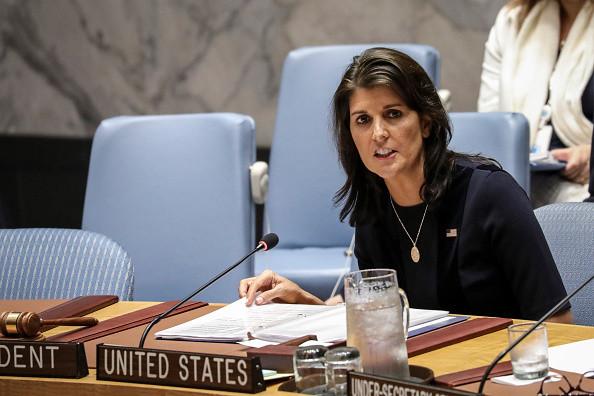 俄罗斯被批违反UN制裁朝鲜决议 美俄大使对呛