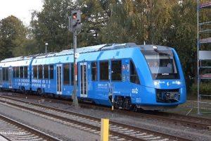 全球首列! 「零排放」氫動力列車在德國開跑