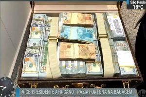 赤道幾內亞副總統入境巴西 攜鉅款名錶闖關遭扣留