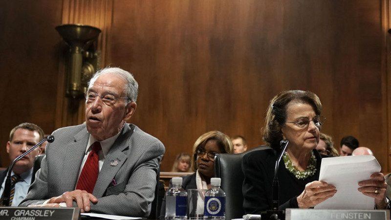 共和党坚持卡瓦诺听证 驳回民主党新要求