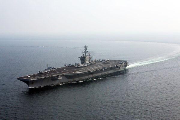 重返第6舰队 美航母杜鲁门号赴地中海应对局势