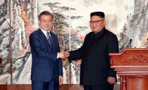 韓朝將共同申辦2032年奧運 川普推文讚賞
