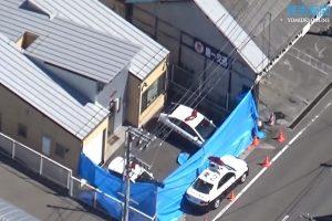 日本仙台惊传杀警案 行凶男身中3枪亡