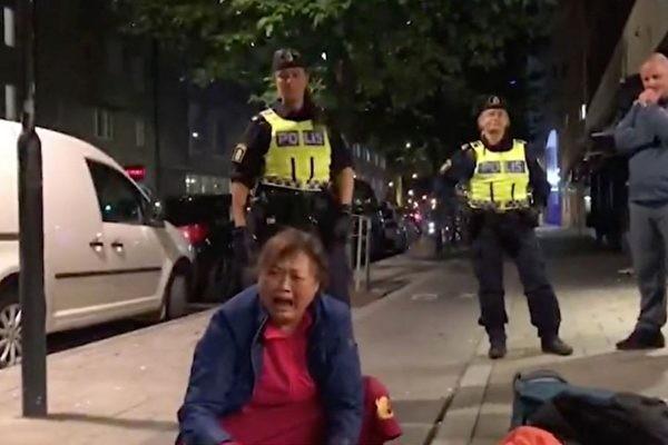 """风波再起  中国游客大闹瑞典被列入""""上诉"""""""