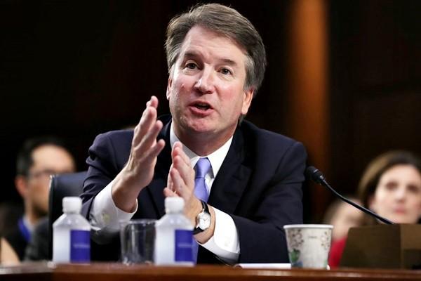 指控美大法官提名人性侵 加州女子:忘記關鍵細節