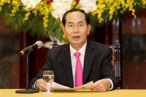 染罕見病毒 越南國家主席陳大光猝逝