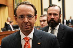 美司法副部長曾討論秘密錄音 抓把柄趕川普下台