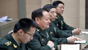 北京急召海軍司令回國  內幕令高層膽寒