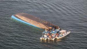 坦桑尼亞超載渡輪死亡攀升至209人  1男子奇蹟獲救
