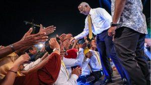 马尔代夫变天 亲中总统败选 民众喜出望外