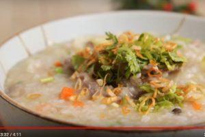 台式鹹粥 材料滿滿好味道(視頻)