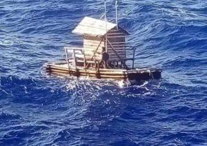 印尼少年真人版海上奇幻漂流 靠圣经撑49天获救