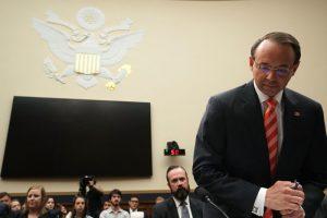 美共和黨籲查「官僚政變」 羅森斯坦求見川普