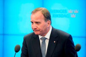 国会通过不信任动议 瑞典总理黯然下台