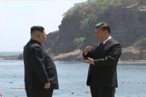 争夺朝鲜牌?韩媒:习近平或破例10月访朝