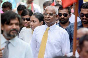 马尔代夫变天!亲共总统落选  同意移交政权