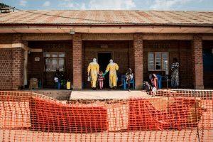 战火+政客 WHO:刚果伊波拉防疫恐急速恶化