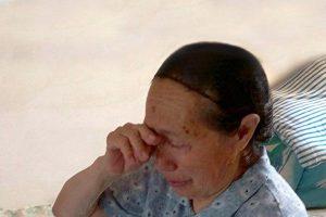 中秋一封信 近九旬老婆婆的辛酸泪