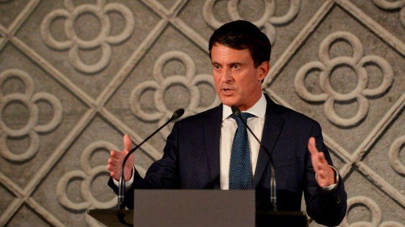 欧洲史上头一遭 法国前总理角逐西班牙巴塞罗那市长