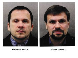 毒俄间谍案 英媒:嫌犯之一为俄军情局上校