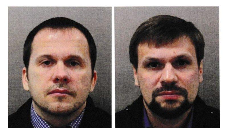 毒俄間諜案 英媒:嫌犯之一為俄軍情局上校