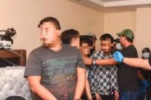 菲國搗毀廚房式製毒工場 逮5名香港黑幫嫌犯