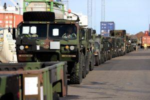 针对俄罗斯?北约冷战后最大规模军演下月登场