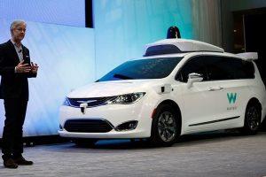自動駕駛技術排行榜 谷歌子公司Waymo奪冠