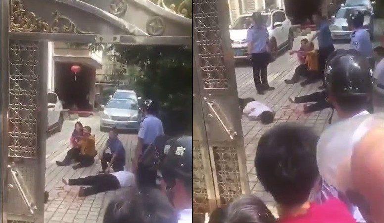 惠州惊爆杀官案 传副市长全家被砍