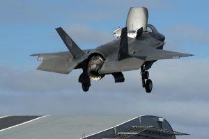 美軍F-35B戰機墜毀南卡州 飛行員彈射逃生