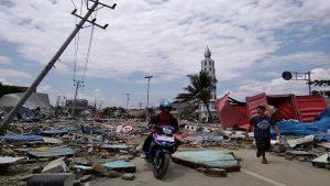 印尼強震海嘯屍橫遍野 死亡攀升至384死540傷(視頻)