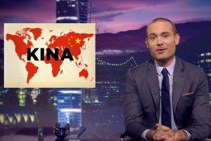 瑞典主持人:向中國人民道歉而非政府
