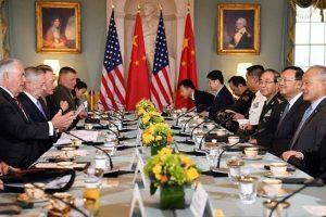 川习友谊翻船 英媒:中美10月外交对话或取消
