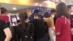上海机场对700美国人设机密黑名单 含9岁童