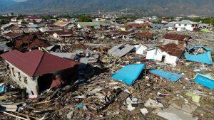 印尼灾区升至1203人死 震央村落几全灭 盼国际伸援手