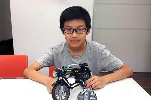 """酷!乐高创作登""""LEGO ideas""""台湾14岁男孩全球最年轻"""