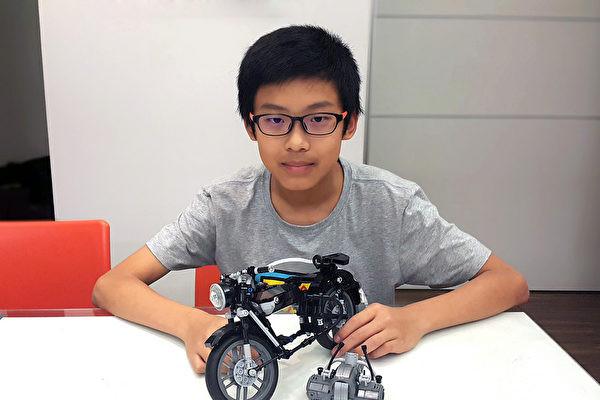 酷!樂高創作登「LEGO ideas」台灣14歲男孩全球最年輕