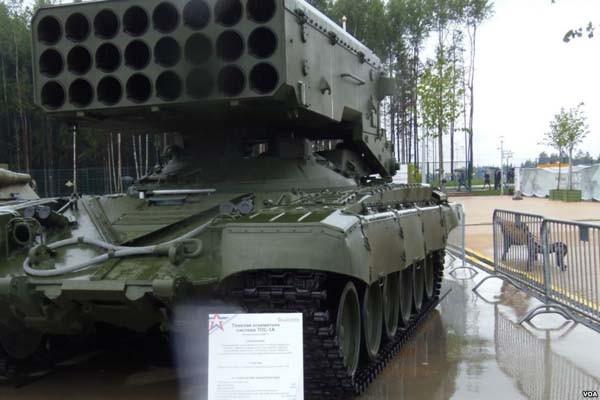 俄蒙联合军演启用新武器 俄专家:针对中共