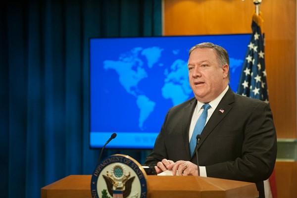 防局势失控?北京邀蓬佩奥访华重启安全对话