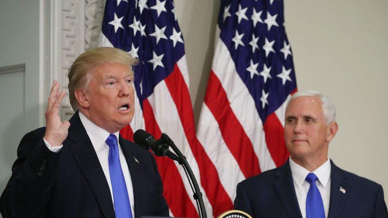 美国副总统怒批:北京想要另一个总统