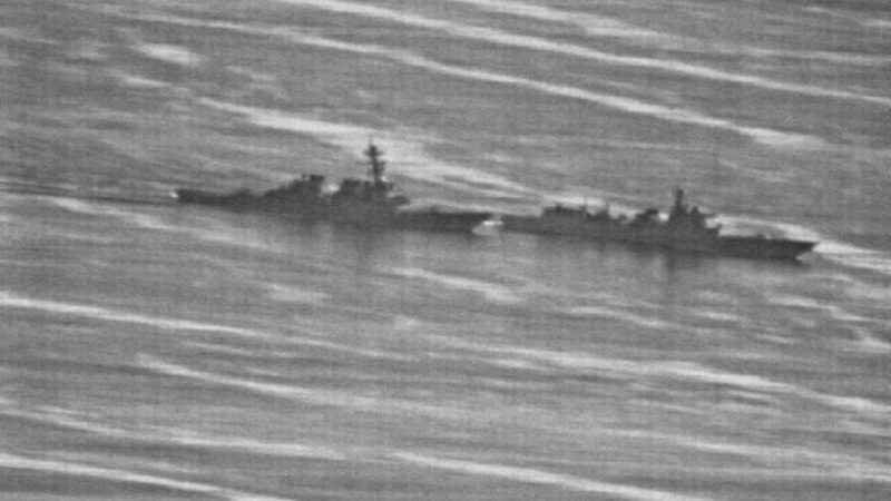 南海军舰对峙时机蹊跷   美智库:中共军委直接下令