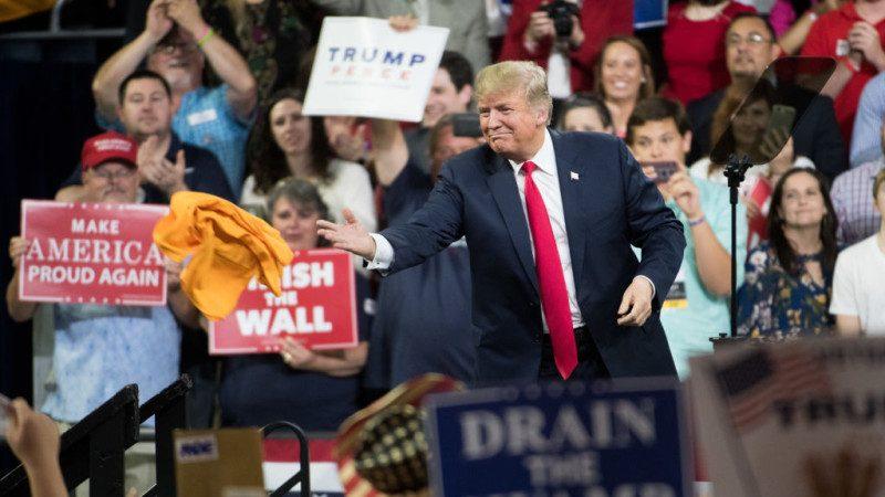中期選舉關乎美國未來 選民熱情空前高漲