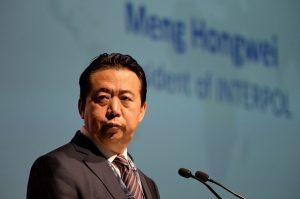 国际刑警组织主席孟宏伟回中国后失踪  法国介入调查
