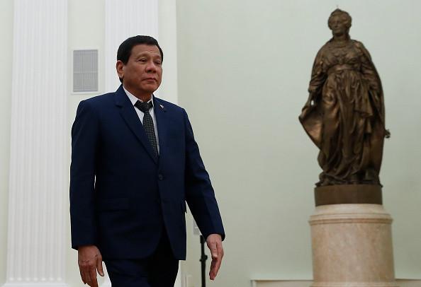 菲国总统惊爆:中共大使与毒贩关系密切