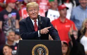 民调:共和党支持率急剧上升 中期选举前景乐观