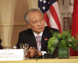 中共駐美大使方寸大亂  受訪講話矛盾百出