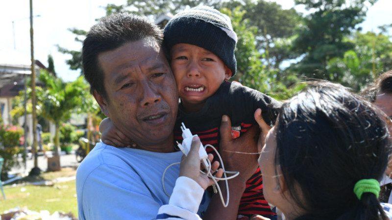 印尼天灾死亡增至1944人 5岁童失踪一周奇迹生还
